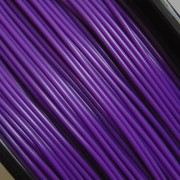 perfect purple PLA filament