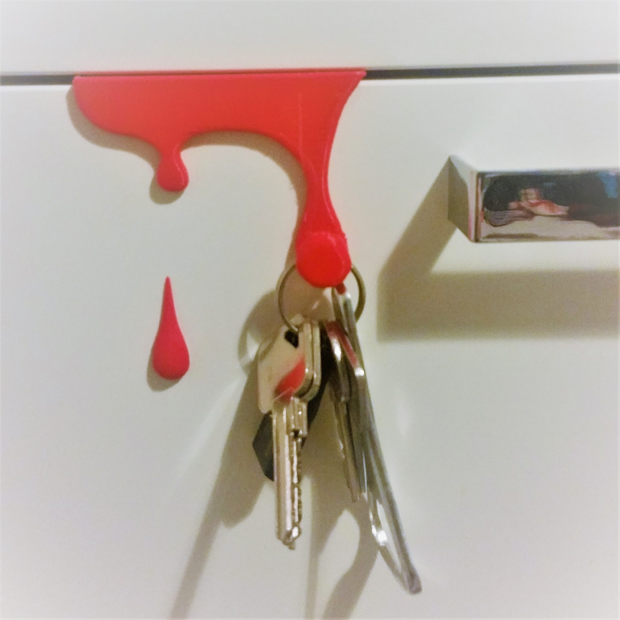 Drip Hook with keys